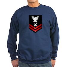 Navy PO2 Gunner's Mate Sweatshirt