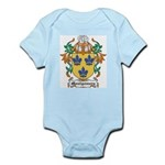 Montgomery Coat of Arms Infant Creeper