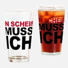 muss ich Drinking Glass