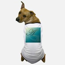 Star Struck Aquarius Dog T-Shirt