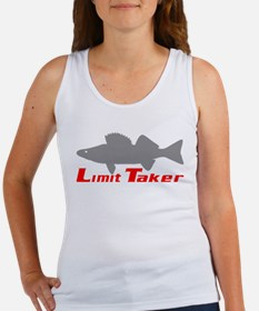 WALLEYE LIMIT TAKER Women's Tank Top