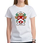 Monks Coat of Arms Women's T-Shirt