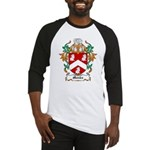 Monks Coat of Arms Baseball Jersey