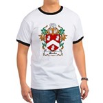 Monks Coat of Arms Ringer T