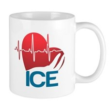 ICE Basic Logo Mug
