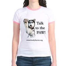 Talk to the Paw T
