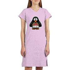 Crawford Tartan Penguin Women's Nightshirt