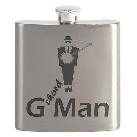 G Chord Man Flask