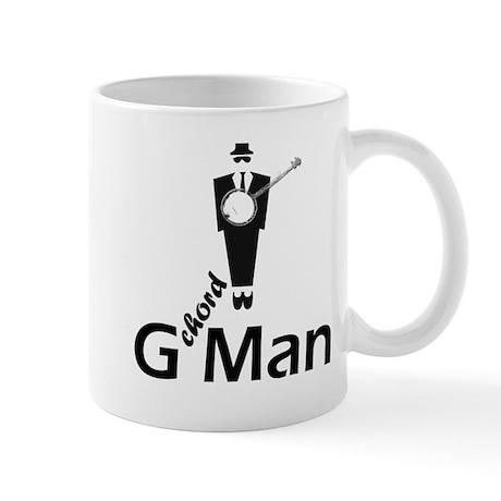 G Chord Man Mug