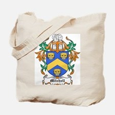 Mitchell Coat of Arms Tote Bag