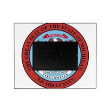 Michigan State Seal Picture Frame