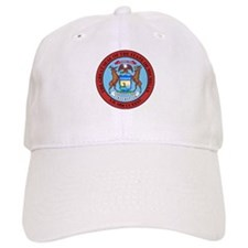 Michigan State Seal Baseball Cap