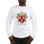 Minnitt Coat of Arms Long Sleeve T-Shirt