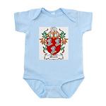 Minnitt Coat of Arms Infant Creeper
