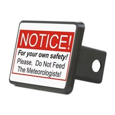 Notice / Meteorologists Hitch Cover