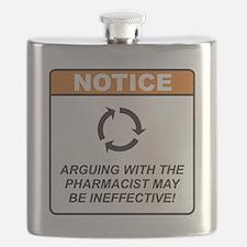 Pharmacist / Argue Flask