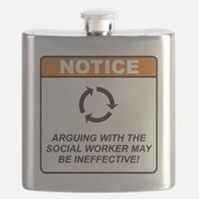 Social Worker / Argue Flask