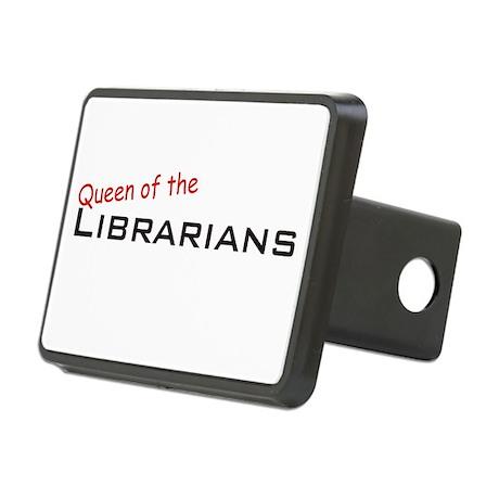 Librarians / Queen Rectangular Hitch Cover