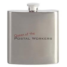 Postal Workers / Queen Flask
