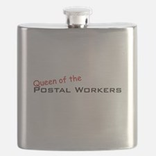 Postal Workers / Queen Flask