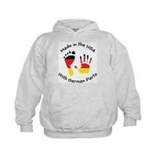 Made With German Parts Hoodie