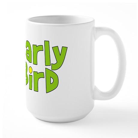 Early Bird Large Mug