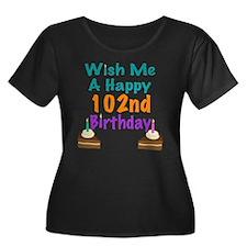 Wish me a happy 102nd Birthday T