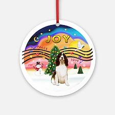 XMusic2-Eng.Springer (Liv) Ornament (Round)