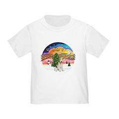 XMusic2-Wire Fox T4 Toddler T-Shirt