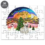 XMusic 2 - French Bulldog (fawn) Puzzle