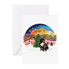 XMusic2-FrenchBulldog-br Greeting Cards (Pk of 20)