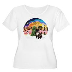 XMusic2-FrenchBulldog-br T-Shirt