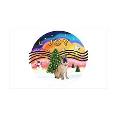 XMusic2-Chinese Shar Pei (#5) Wall Decal