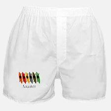 kayaker Dan.PNG Boxer Shorts
