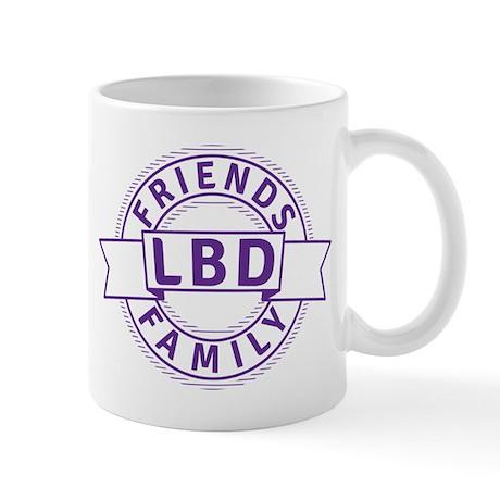 Lewy Body Dementia Awareness Mug