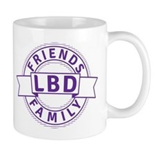 Lewy Body Dementia Awareness Mug