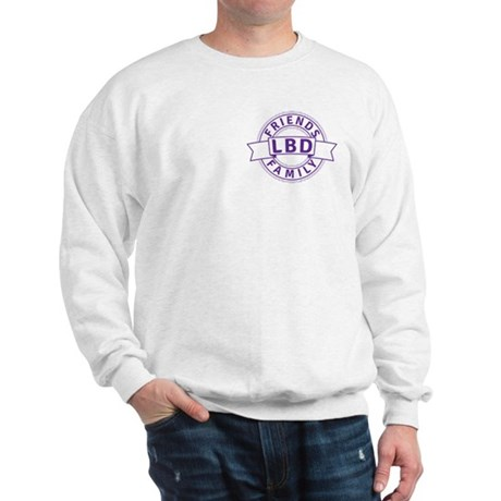 Lewy Body Dementia Awareness Sweatshirt