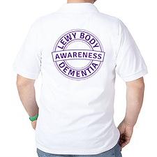 Lewy Body Dementia Awareness T-Shirt