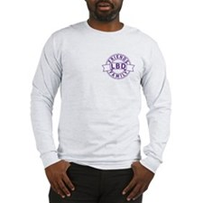 Lewy Body Dementia Awareness Long Sleeve T-Shirt