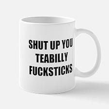 Teabilly Fucksticks Mug