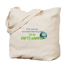 Earth Warrior Tote Bag