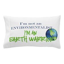 Earth Warrior Pillow Case