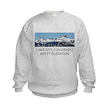 Lake City, Colorado Sweatshirt