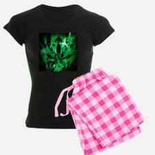 Smoke Green Pajamas