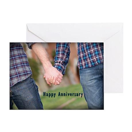 M/M Anniversary Greeting Card