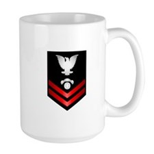 Navy PO2 Interior Comm Electrician Mug