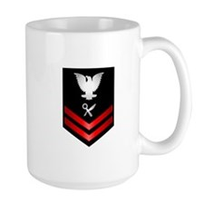 Navy PO2 Intelligence Specialist Mug