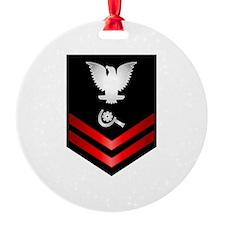 Navy PO2 Machinery Repairman Ornament