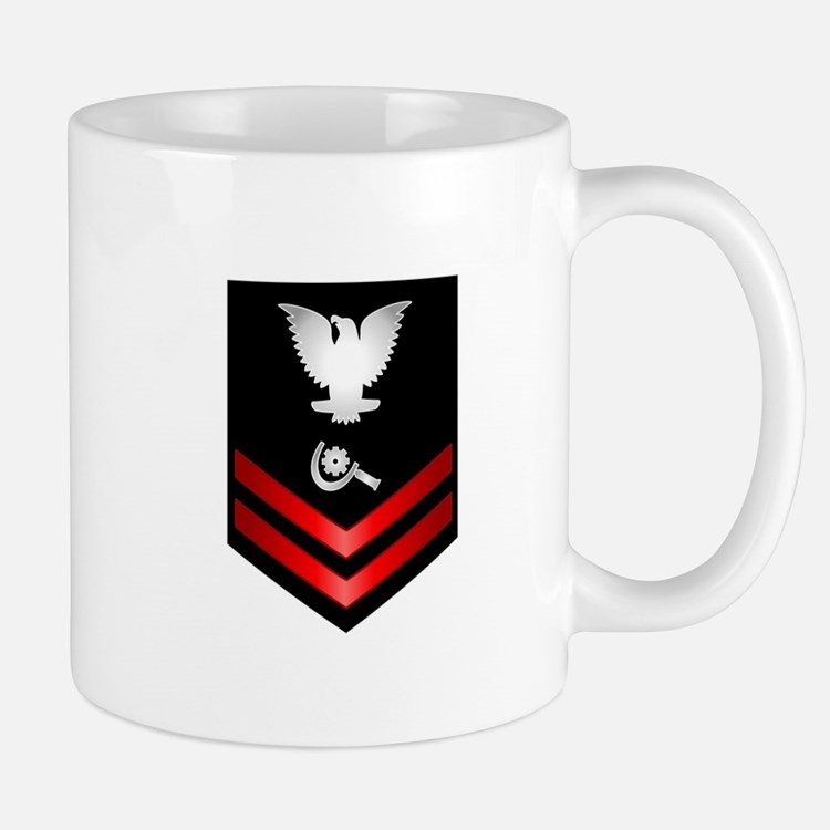 Navy PO2 Machinery Repairman Mug