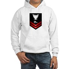 Navy PO2 Machinery Repairman Hoodie